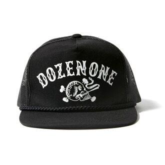 一打 (代顿赢得) 毒 MESHCAP 网帽 (黑色)