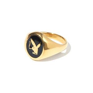 RADIALL (ラディアル) BUNNY PINKY RING 18K PLATED 指輪 リング メンズ ピンキーリング ジュエリー アクセサリー ブランド シンプル シルバー925 K18 18K 18金 メッキ ゴールドリング ゴールド 9号 11号 13号