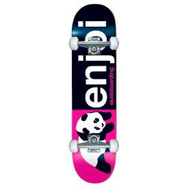 enjoi (エンジョイ) HALF AND HALF FP COMPLETE 8.0 x 31.6 スケートボード スケボー コンプリート 8.0 デッキ コンプリートセット 8インチ 大人 初心者 おすすめ 【送料無料】 【あす楽対応】