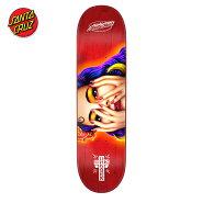 【送料無料/デッキテープ無料】SantaCruz(サンタクルーズ)DressenMiradaSantaCruzSkateboardDeck8.375inx32inスケートボードデッキ【あす楽対応】