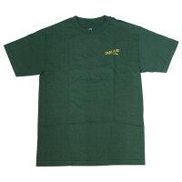 LAKAIXOURLIFEPOSTCARDTEETシャツメンズ半袖綿100%グリーンM/L【あす楽対応】