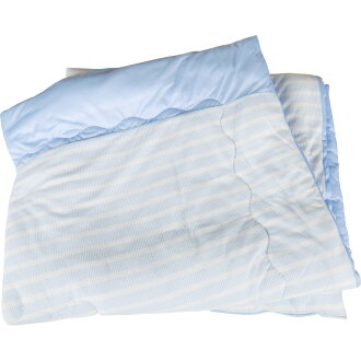 Contact thermal sensation curuchet Q-MAX 0.3 waffles COOL SLEEPER (coursleeper) for single-140x190cm / made in Japan domestic absorption sweat drying breathable washable washable summer cool cool cool cool power-saving ECO products eco-friendly towel gas