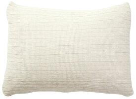 のびのびピローケース ワイドタイプ 60x37cm ロマンス小杉 日本製 枕カバー necorobiまくらにも使える ニット生地 キャップ式 おしゃれ