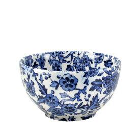 *バーレイ 英国食器 Burleigh ブルーアーデン シュガーボウル 大 花柄/カフェオレボウル/おしゃれ/かわいい/おすすめ