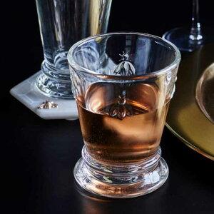 LaRochere ラロシエール アベイユ タンブラー リトルビー ショットグラス 60cc みつばち ミツバチ 蜜蜂 BEE ガラス フランス 中世 ナポレオン Abeille 酒グラス