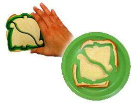 ナチュラルバリュー サンドイッチカッター 型:イルカ