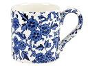 イギリス食器 バーレイ社 ブルーアーデン マグカップ 284ml  花柄/おしゃれ/かわいい/ギフト/プレゼント