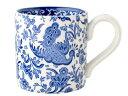 イギリス食器 バーレイ社 リーガルピーコック マグカップ 284ml 花柄/おしゃれ/かわいい/ギフト/プレゼント