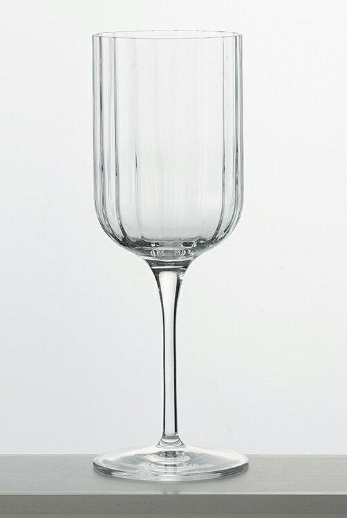 Luigi Bormioli ルイジボルミオリ社 BACH レッドワイン 4脚セット ワイングラス/赤ワイン/レトロ/シック/エレガント/イタリア製