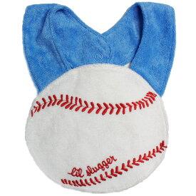 カーターズ Carter's 野球ボールの形 スタイ/よだれかけ スナップ留め カーターズ スタイ ビブ エプロン 男の子用 10P26Mar16