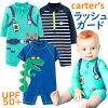 カーターズCarter's水着ラッシュガード男の子用ロンパースタイプ半袖オールインワンベビー用赤ちゃん用12m18m