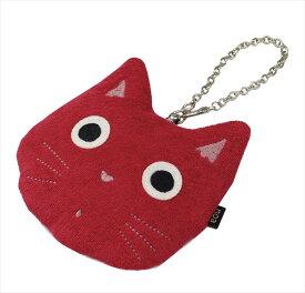 パスケース リール 定期入れ カード入れ カードケース ノアファミリー 猫 雑貨 小物 グッズ ねこ ネコ 猫柄 猫雑貨 猫グッズ 女性 レディース かわいい おしゃれ ギフト包装無料
