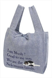 トートバッグ ランチバッグ デイリー 猫柄 ノアファミリー モーリー たまちゃん 薔薇雑貨のおしゃれ姫 猫 雑貨 小物 グッズ ねこ ネコ 猫柄 猫雑貨 猫グッズ 女性 レディース かわいい おしゃれ ギフト包装無料