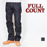 FULLCOUNT(フルカウント)ジーンズクラシックストレート0105W15.5oz