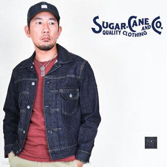 SUGAR CANE ( sugarcane ) denim jacket 1953 MODEL