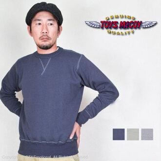 TMC1675 McCoy (TOYS McCOY) Sweatshirt flat seamer