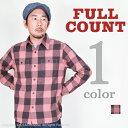 フルカウント(FULL COUNT)ネルシャツ 25周年モデル オリジナルバッファローチェック 4980-EX-1
