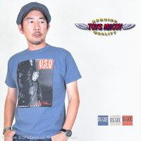"""トイズマッコイ(TOYSMcCOY)TシャツMARILYNMONROE""""USOTOUR""""TMC1820"""