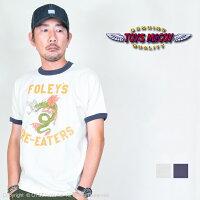 トイズマッコイ(TOYSMcCOY)TシャツFOLEYSFIRE-EATERSTMC1840