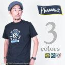 フェローズ(Pherrow's)半袖Tシャツ PT18 STAR ARROW TOURS