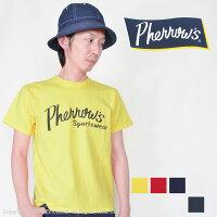 フェローズ(Pherrow's)TシャツPT1Pherrow's