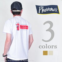 フェローズ(Pherrow's)TシャツPT21D.WALL&SONS