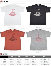 ウエアハウス(WAREHOUSE)Tシャツ4601BETHLEHEM