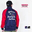 """チェスウィック(CHESWICK)ジップアップジャージ""""ROAD RUNNER""""CH68108"""