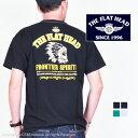 フラットヘッド(The Flat Head)Tシャツ FRONTIER SPIRITS THC-225
