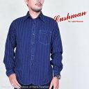 クッシュマン(Cushman)ウォバッシュ ワークシャツ 25530