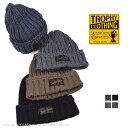 トロフィークロージング(TROPHY CLOTHING)ローゲージニットキャップ TR19AW-704