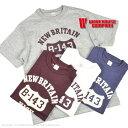 ウエアハウス(WAREHOUSE)Tシャツ 4601 BRITAIN