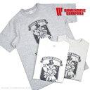 ウエアハウス(WAREHOUSE)Tシャツ 4601 BOMBER BARONS