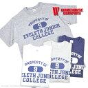 ウエアハウス(WAREHOUSE)Tシャツ 4601 EVELETH
