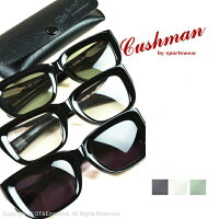 クッシュマン(Cushman)サングラスTELEVISIONCUTBLACK29196