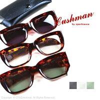 クッシュマン(Cushman)サングラスTELEVISIONCUTTORTOISE29198