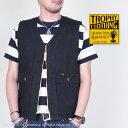 トロフィークロージング(TROPHY CLOTHING)ブラッキーベスト 3906