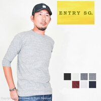 ENTRYSG(エントリー・エスジー)5分袖TREMEDY(レメディ)