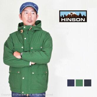 ヒンソン (HINSON) 60/40 mountain parka HD28009