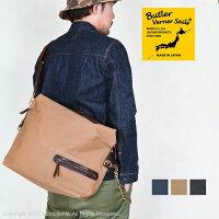 バトラーバーナーセイルズ(ButlerVernerSails)パラフィンキャンバスエディターズバッグJA-2089