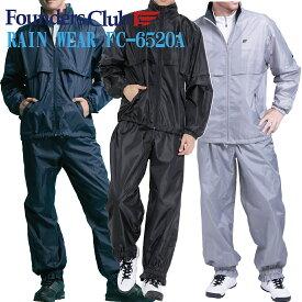 ゴルフウェア☆メンズレインウェア上下セット☆FoundersClub