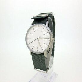 【中古】SKAGEN スカーゲン SIGNATUR SKW6377 クォーツ 腕時計 【f131】