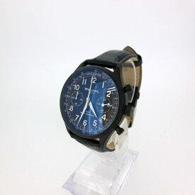 【中古】WILLIAM L ウィリアムエル WLAC02NRCN クロノグラフ クォーツ 腕時計 【f131】