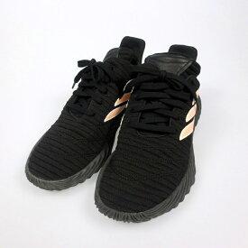 【中古】adidas アディダス SOBAKOV BB7674 スニーカー サイズ:27.5 カラー:ブラック【f126】