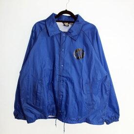 【中古】SANTA CRUZ サンタクルーズ コーチジャケット サイズ:XL カラー:ブルー / ストリート【f095】