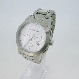 【中古】BURBERRY|バーバリー BU9350 クォーツ 腕時計 【f131】