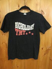 【中古】TMT/ティーエムティー 半袖 Tシャツ サイズ:S カラー:ブラック / ドメス【f104】