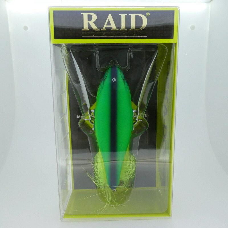 【RAID JAPAN/レイドジャパン】デカダッジ シマナシタイガー【中古/未使用品】【used/ユーズド】【釣り/フィッシング/釣具/ルアー】