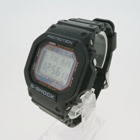 【中古】CASIO カシオ G-SHOCK Gショック GW-M5610-1ER 電波ソーラー 腕時計  【f131】