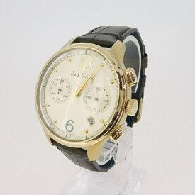 【中古】Paul Smith ポールスミス 6521-S087341 クォーツ 腕時計 カラー:ベルト/ブラウン系【f131】